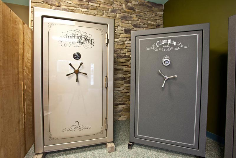 Champion Gun Safes in Harrisburg | Staudt's Gun Shop