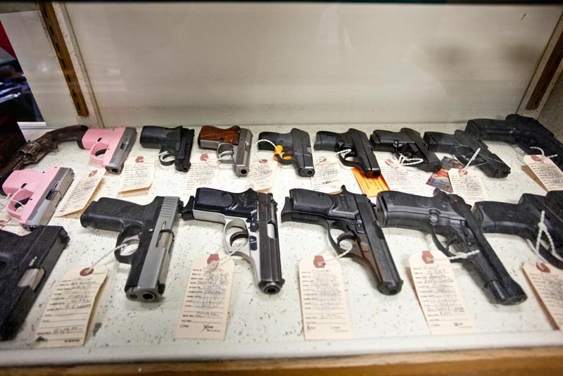 Guns, Ammo, Gunsmith - Harrisburg | Staudt's Gun Shop
